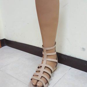 כיסוי קוסמטי לתותבת רגל
