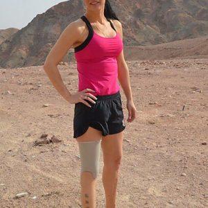 פרוטזה במדבר